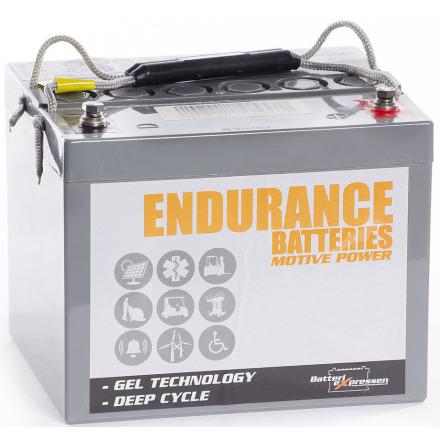GEL Batteri 12V 45Ah