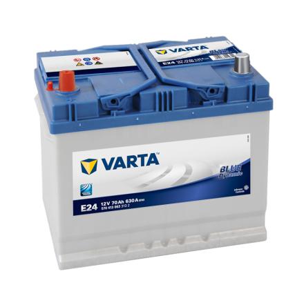 Varta Blue Dynamic 12V 70Ah E24 - Startbatteri