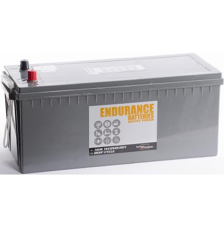 AGM Batteri 12V 181Ah CCA852A