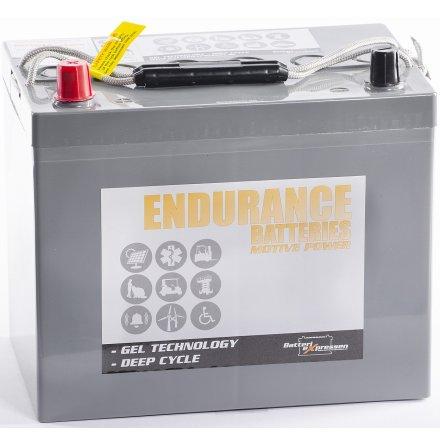 GEL Batteri 12V 87Ah