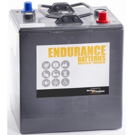 Gelbatteri 6/240 AH Batteriexpressen