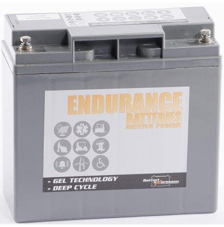 GEL Batteri 12V 17Ah