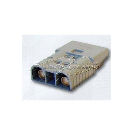 Laddhandske S50 CB50 Grå 16kvmm hona/hane lxbxtjocklek=48x35x16mm