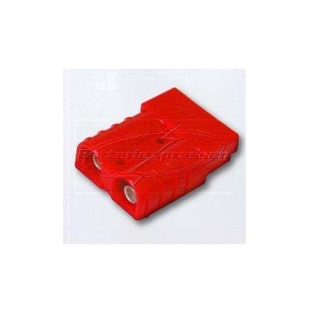 Laddhandske SR50 röd 16kvmm  hona/hane lxbxtjocklek=48x35x16mm