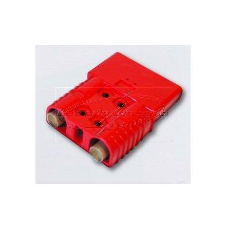 Laddhandske CBE160 Röd 50kvmm lxbxtjocklek=92x72x26mm