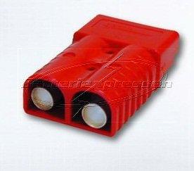Laddhandske SR175 röd 50kvmm lxbxtjocklek=80x56x25mm
