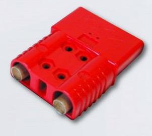 Laddhandske CBE SAE160 Röd 35kvmm lxbxtjocklek=92x71x25mm.