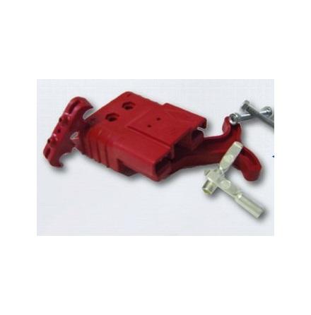 Laddhandske SBE80 röd 16kvmm