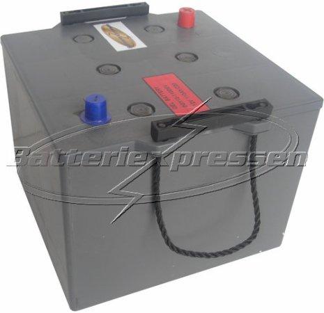 Gelbatteri 12V 110 Ah Batteriexpressen