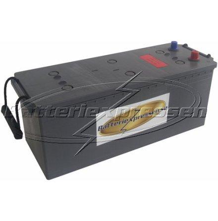 Gelbatteri 12V 170 Ah Batteriexpressen. LxBxH: 513x218x215mm