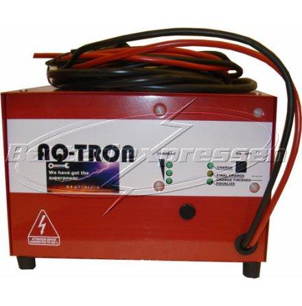 Batteriladdare 24V 40 A för vätskebatterier 200-300Ah/5h