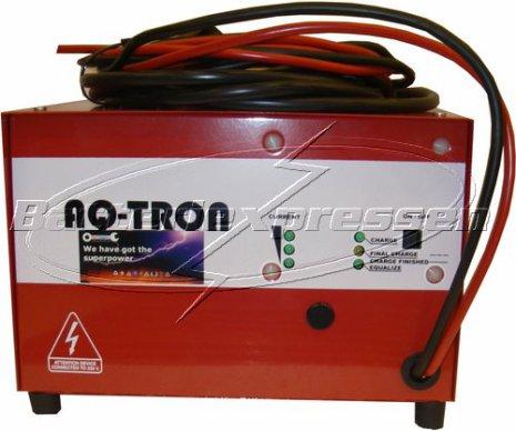 Batteriladdare 24V 50 A för vätskebatterier 250-360Ah/5h