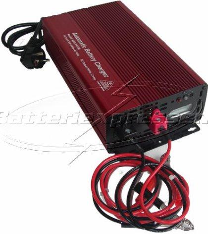 Laddare ABC 12V10A LCD meter