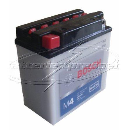 MC-batteri 9Ah YB9-B Bosch M4025 LxBxH:136x76x140mm