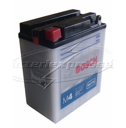 MC-batteri 12Ah YB12A-A Bosch M4030 LxBxH:136x81x162mm
