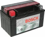 MC batteri 6Ah YTX7A-BS Bosch M6007 AGM LxBxH:151x88x94mm