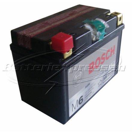 MC batteri 9Ah YTZ12S-BS Bosch M6012 AGM LxBxH:150x87x110mm
