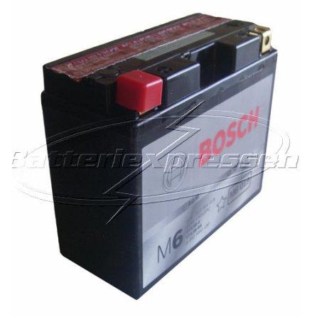 MC batteri 12Ah YT12B-4 Bosch M6019 AGM LxBxH:151x70x131mm