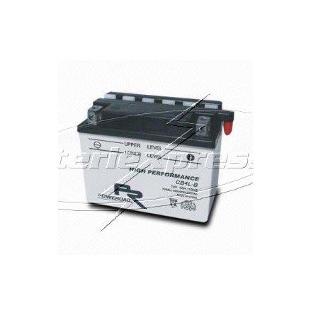 MC-batteri 4 Ah YB4L-B Poweroad SP3 lxbxh=120x70x92mm