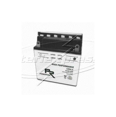 MC-batteri 9 Ah YB9A-A Poweroad SP3 Vätska lxbxh=137x77x155mm