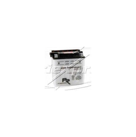 MC-batteri 11 Ah YB10L-A2 Poweroad SP3 lxbxh=135x90x145mm