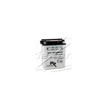 MC-batteri 14 Ah YB14L-A2 12N14-3A Poweroad SP3 lxbxh=134x89x166mm