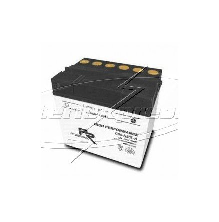 MC-batteri 28 Ah Y60-N30L-A Poweroad SP3 Vätska lxbxh=187x130x170mm