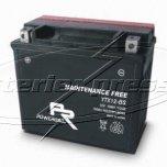 MC-batteri AGM 10 Ah YTX12-BS Extreme Poweroad SP6 lxbxh=151x87x130mm