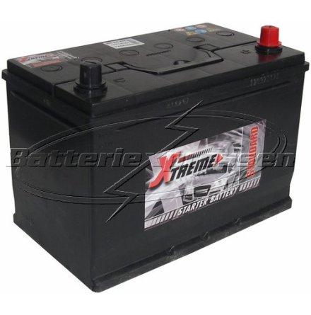 Startbatteri 12V 100Ah LxBxH:308x175x223mm (Amerikanska)-Extreme Excellent DIN:595404083