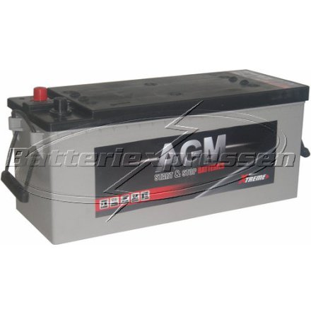 Startbatt.Extreme AGM12V/140Ah