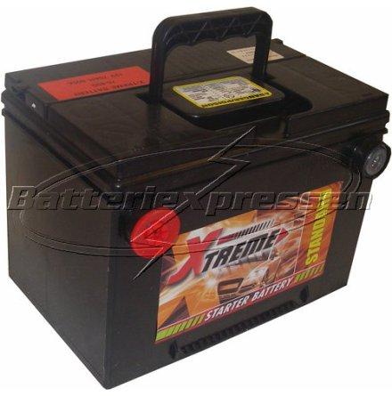 Bilbatteri 12V 70Ah LxBxH:232x178x184mm (Amerikanska)-Extreme Excellent