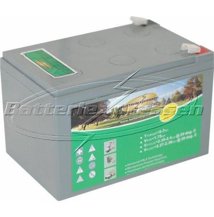 Partsmart gelbatteri 12V/12Ah