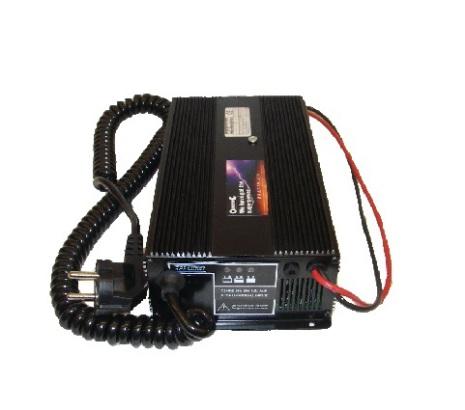 Batteriladdare 12-24V/15-20A För GEL, AGM samt vätskebatterier 100-235Ah.