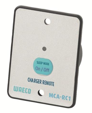 Fjärrkontroll Batteriladdare