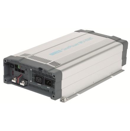 Inverter 24V/3500W MSI3524T  DOMETIC SinePower Ren sinusomvandlare  med prioritetsomkoppling