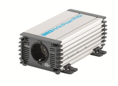 Omvandlare Inverter 350W 12V modifierad sinusvåg PP 402 DOMETIC PerfectPower