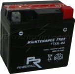 MC-batteri AGM 4Ah YTX5L-BS Extreme Poweroad SP6 lxbxh=114x70x105mm