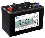 Gelbatteri 12V 86 Ah Sonnenschein GF1276V. LxBxH:330x171x236mm