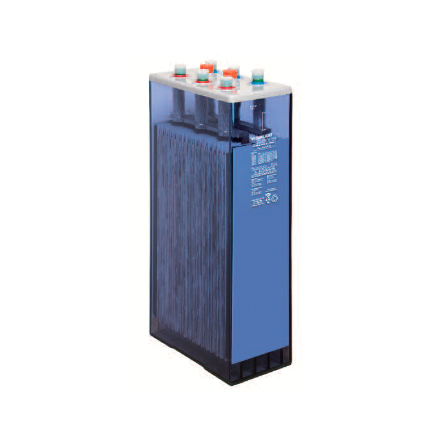 UPS batteri 2V 2000 Ah 16 OPzS