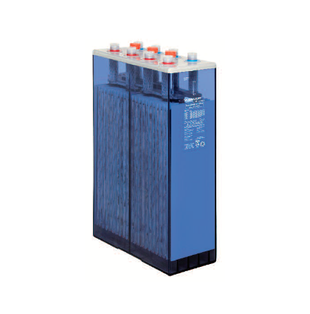 UPS batteri 2V 3000 Ah 24 OpzS