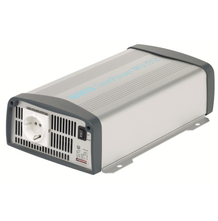 Inverter 12V/1300W MSI 1312 DOMETIC SinePower Ren sinusomvandlare . 20% rabatt!