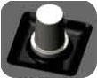 AGM batteri 12V/61Ah,CCA309A
