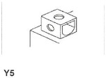 MC-batteri AGM 18Ah YTX18L-BS Extreme Poweroad SP6 lxbxh= 205x86x164mm