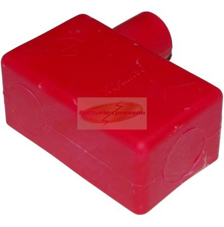 Batteripolskydd röd höger 10-70kvmm