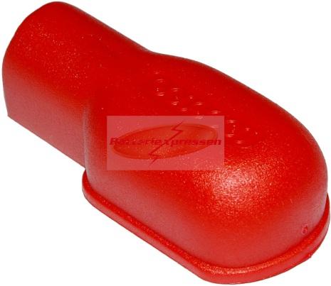 Batterikabelskoskydd  röd kabelarea 10-70kvmm