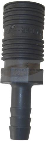 BFS koppling 10mm hona, grå