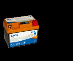 Tudor Exide MC Li-Ion batteri 120CCA ELTZ5S 4301 lxbxh=113X70X85mm