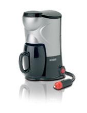 Kaffekokare, 12V eller 24V