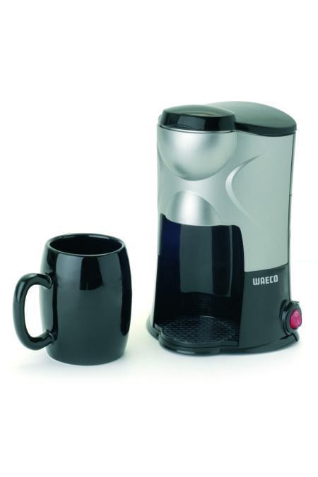kaffebryggare för en kopp