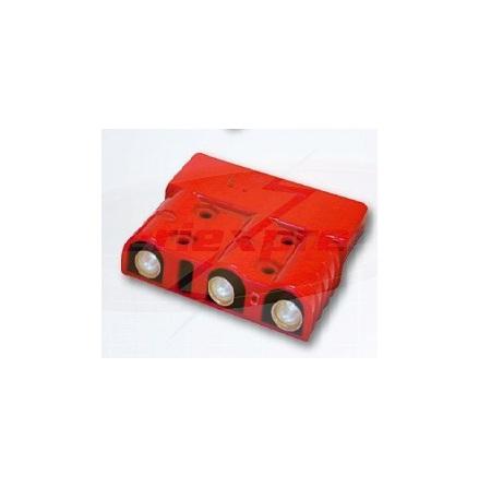 Laddhandske CBX CBE SAE SBE3160 Röd 50kvmm 70kvmm lxbxtjocklek=99x91x21,5mm